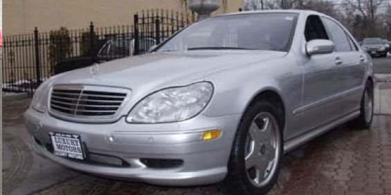 2002 Mercedes-Benz S55 AMG Sedan picture
