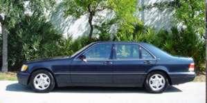 1997 Mercedes-Benz S600 Sedan pictures