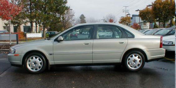2003 Volvo S80 Used Car Pricing, Financing and Trade In Value