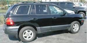 2003 Hyundai Santa Fe 4x4 V6 pictures