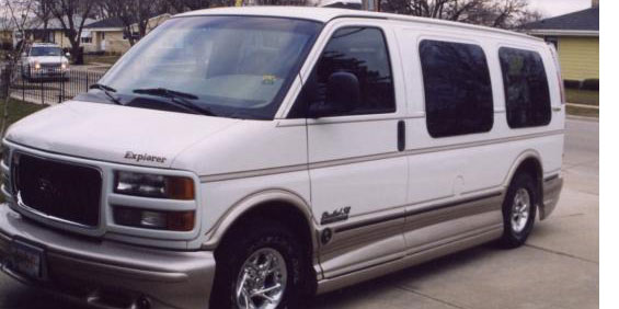 2001 gmc savana used car pricing financing and trade in value car finder