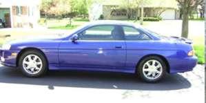 1997 Lexus SC400 pictures
