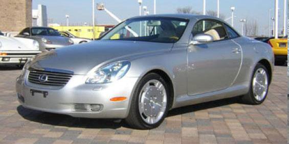 2002 Lexus Sc430 Pictures