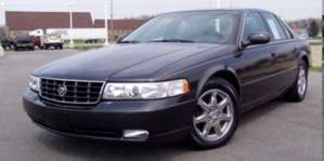 2001 Cadillac Seville STS Sedan pictures