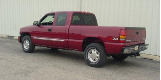 2003 GMC Sierra picture