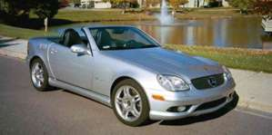 2002 Mercedes-Benz SLK32 AMG Roadster Convertible pictures