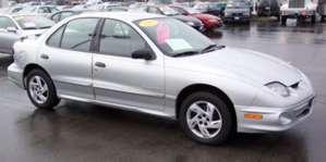 2002 Pontiac Sunfire SE pictures