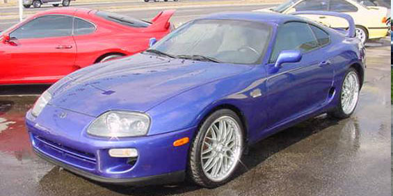 1997 Toyota Supra Limited Edition Picture
