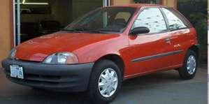 2000 Suzuki Swift pictures