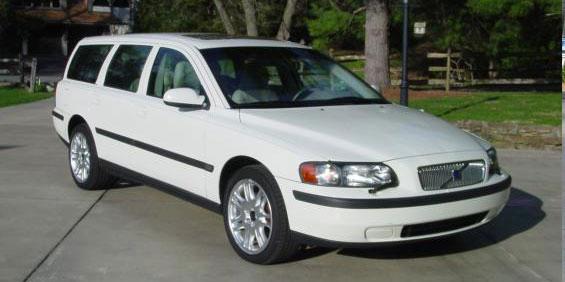 2001 volvo s70 wagon