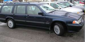 1998 Volvo V90 Wagon pictures