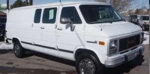 1996 GMC Vandura G3500 Ext Van pictures