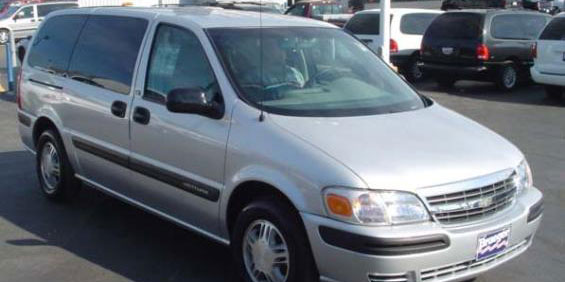 2003 Chevrolet Venture pictures
