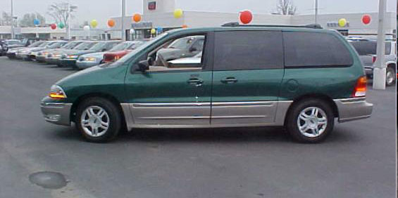 ford windstar picture used car pricing financing and trade in value ford windstar picture used car