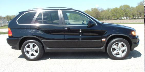 2002 BMW X5 Used Car Pricing Financing and Trade In Value