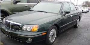 2001 Hyundai XG300 pictures