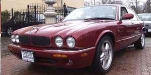 2002 Jaguar XJ Series Sport pictures