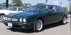 1996 Jaguar XJR pictures