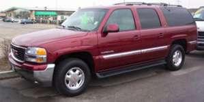 2001 GMC Yukon XL K1500 4x4 pictures