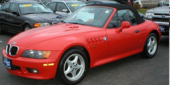 Bmw Z3 Picture Used Car Pricing Financing And Trade In
