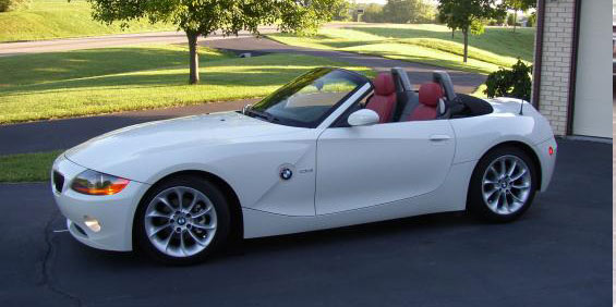 2003 Bmw Z4 Used Car Pricing Financing And Trade In Value